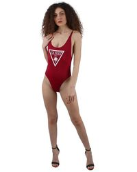 Guess Swimsuit - Rosso