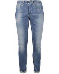 Dondup Pants George - Blauw