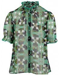 Ba&sh Havana Shirt - Groen