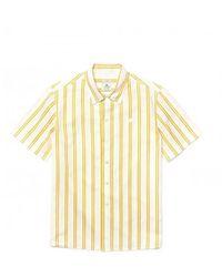 Lacoste Camisa - Geel