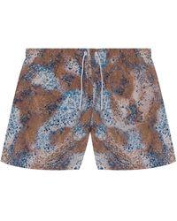 Minimum Wagn shorts - Marrón