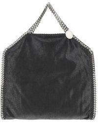 Stella McCartney Falabella Tote Bag - Zwart