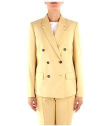 Calvin Klein K20k202121 blazer - Amarillo