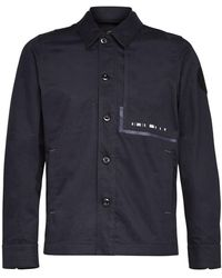 G-Star RAW Overshirt - Blauw