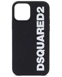 DSquared² I-tech Phone Case - Zwart