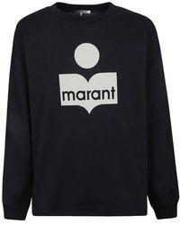 Isabel Marant Sweatshirt - Zwart