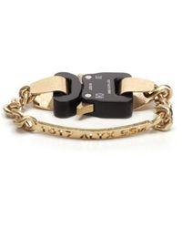1017 ALYX 9SM Bracelet - Jaune