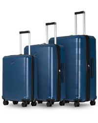 Echolac Cielo Koffer Set - Blauw