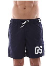 G-Star RAW D13246 a505 dirik swimsuit sea and pool men sartho blue - Azul