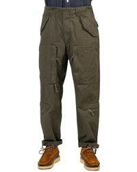 Engineered Garments Trousers - Groen