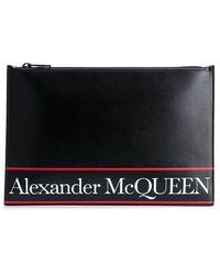 Alexander McQueen Bag - Zwart