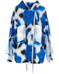 KENZO Fb52wbl209g169 Jacket - Blauw