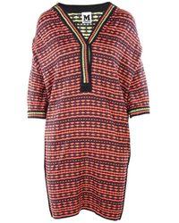 M Missoni Dress - Rood