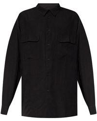 Samsøe & Samsøe Shirt with pocket - Noir