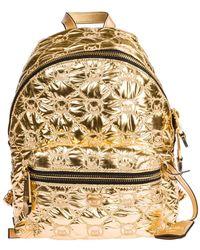 Moschino Women's Rucksack Backpack Travel Teddy Bear - Geel