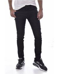 Guess Jean Stretch Super Skinny - Zwart