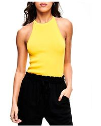 ONLY Top Brielle - Giallo