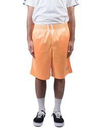 Used Future Shorts In Mesh - Oranje