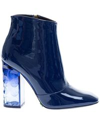Nicholas Kirkwood Boots - Blauw