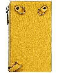 Fendi Phone BAG Amarillo