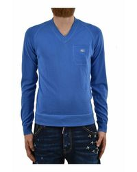 DSquared² Pullover - Blauw