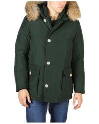Woolrich Arctic Anorak Jacket - Groen