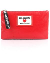 Love Moschino Accessori-tas Jc4037pp1clc1 - Rood