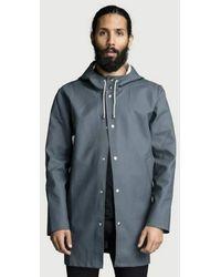 Stutterheim Raincoat Gris