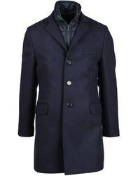 Fay Coat - Blauw