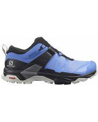 Salomon X Ultra 4 Gtx W Shoes - Blauw