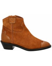 See By Chloé Camperos Boots - Bruin