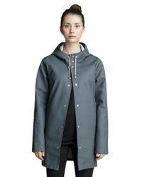 Stutterheim Raincoat - Grau