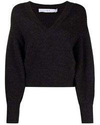 IRO Sweater - Zwart