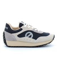 No Name Sneakers St04-05 - Blauw