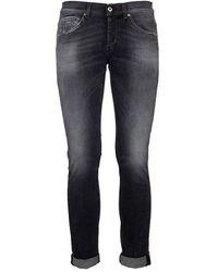 Dondup George Skinny Jeans - Zwart