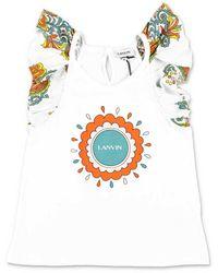 Lanvin T-shirt - Wit