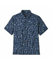 Patagonia Shirt - Blauw