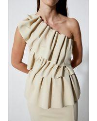 Dagmar Valencia Dress - Neutre