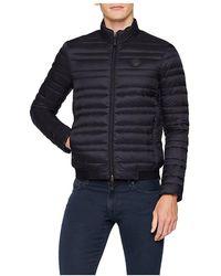 Armani Exchange Jacket - Blu