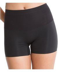 Neil Barrett Shape My Day Slimming shorts - Noir