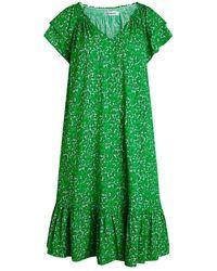 co'couture Sunrise Crop Kjoler 96599 - Groen