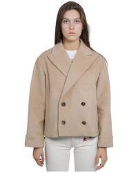 Polo Ralph Lauren Coat Blazer - Naturel
