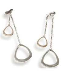 CHOICE Earrings - Grijs