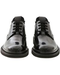 Tod's Lace-Ups IN Leather Negro