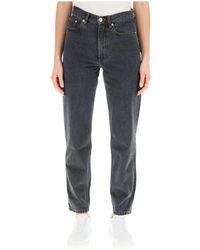 A.P.C. Martin jeans - Negro
