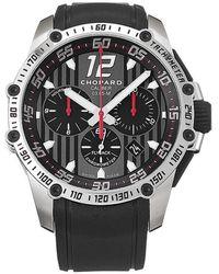 Chopard Classic racing superfast chrono watch - Noir