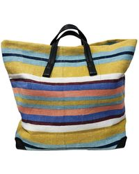 Epice Shopping Tote BAG Small - Jaune
