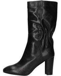 Albano Shoes under the knee - Schwarz