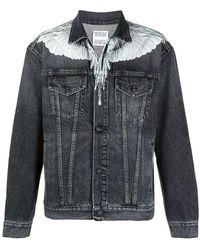 Marcelo Burlon Jacket - Zwart