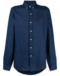 Tod's Shirt - Blauw